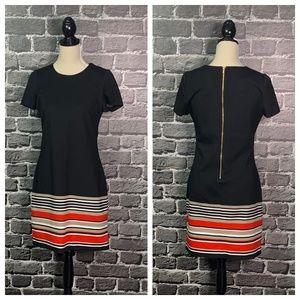 CALVIN KLEIN Classy Ponte Knit Sheath Dress 6